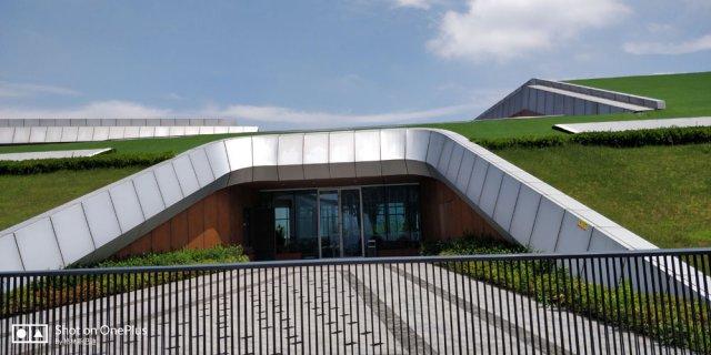 滨江公园外墙铝单板