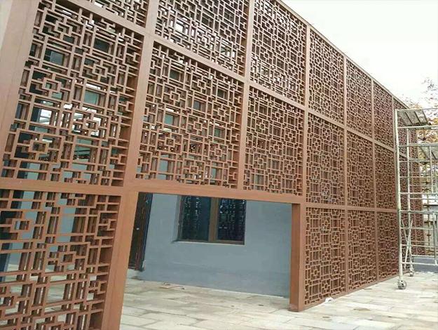 外墙雕花铝单板