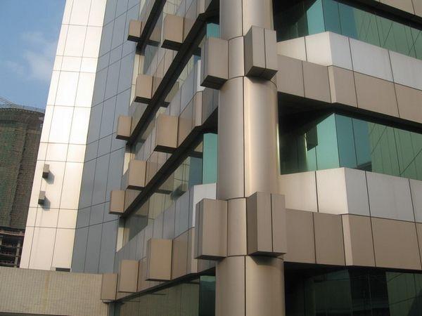 幕墙铝单板与铝蜂窝板的区别广州铝单板价